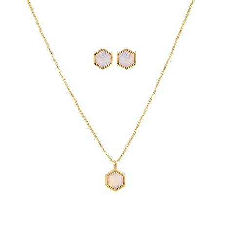 Комплект quartz rose S0480.9 R/G