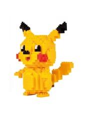 Конструктор Wisehawk & LNO покемон Пикачу 271 деталей NO. 173 Pikachu big Gift Series