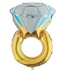 "Фигура ""Кольцо с бриллиантом"""