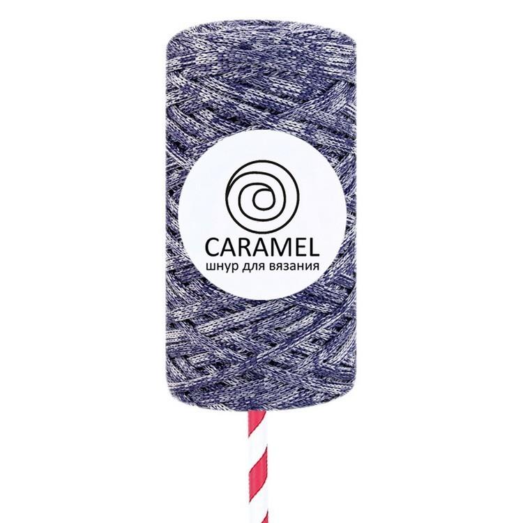 Плоский полиэфирный шнур Caramel Полиэфирный шнур Caramel Микс 19 30006.970_1_.jpg