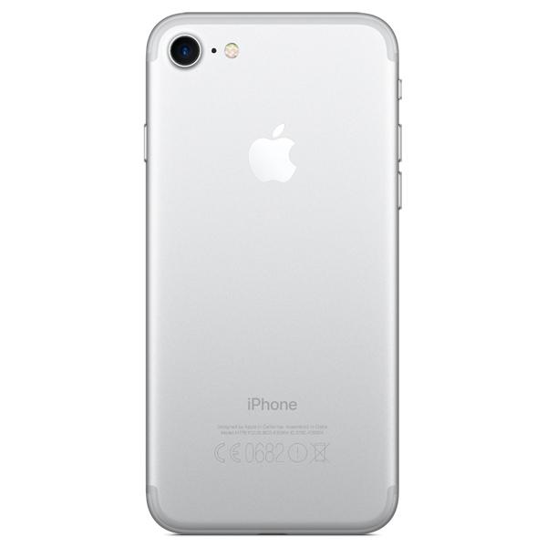 Новый Apple iPhone 7 128 ГБ Серебристый (Обменка Ростест)