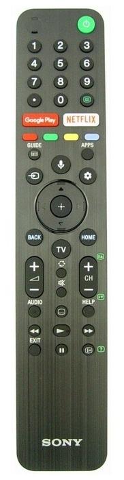 Пульт RMF-TX500 для телевизора купить в Sony Centre