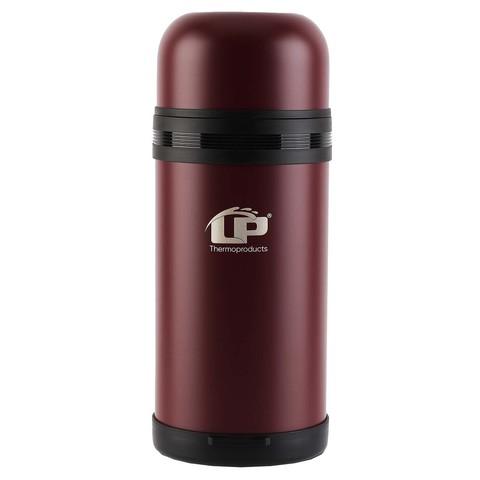 Термос универсальный (для еды и напитков) LP Traditional (1,2 литра), красный