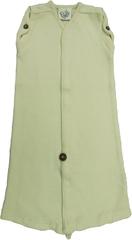Спальный мешок для новорожденных,  0-3/4 мес (44-56/62 см), Натуральный (шерсть мериноса 100%)