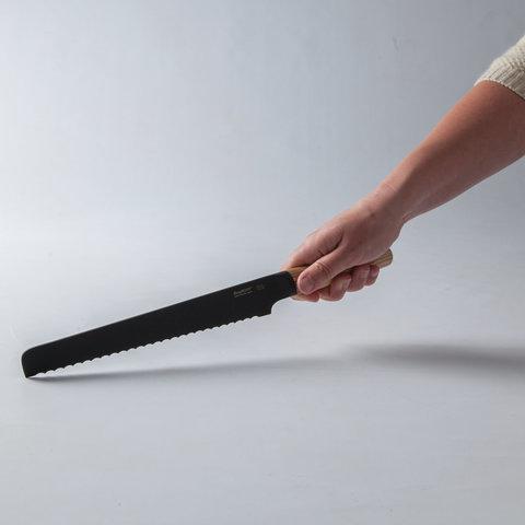 Нож для хлеба 23см Ron