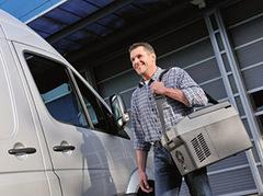 Купить Компрессорный автохолодильник Dometic CoolFreeze CDF-11 от производителя недорого.