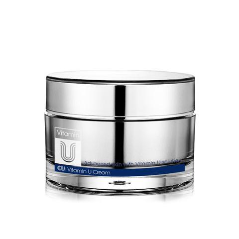 Купить CU SKIN CU: VITAMIN U Cream - Антивозрастной крем с витамином U и пептидами