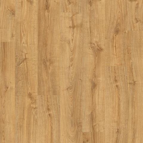 ПВХ плитка QS Pulse Click, 32 кл(PUCL40088,мм, 2,22 м2/7 шт/уп., Дуб осенний медовый)