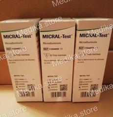 11544039172 Тест-полоски Микраль-тест 2 №30 (Micral-Test II) Roche Diagnostics GmbH, Германия