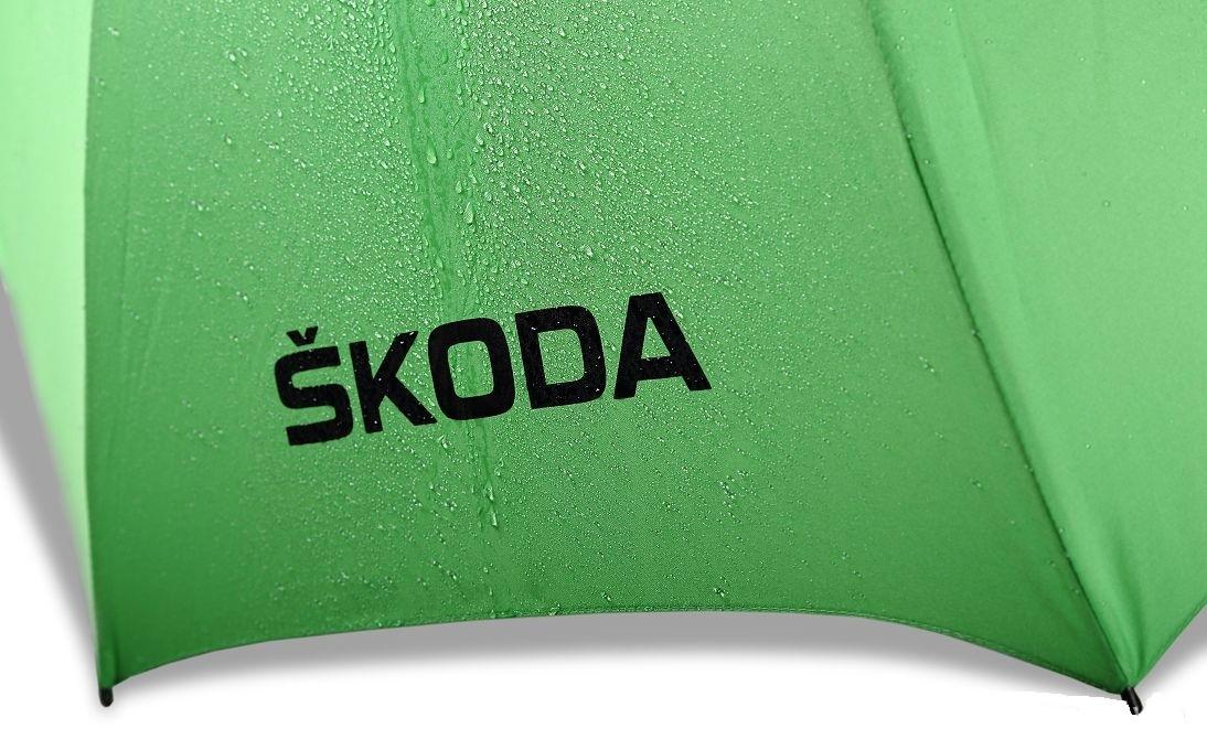Зонт-трость Skoda