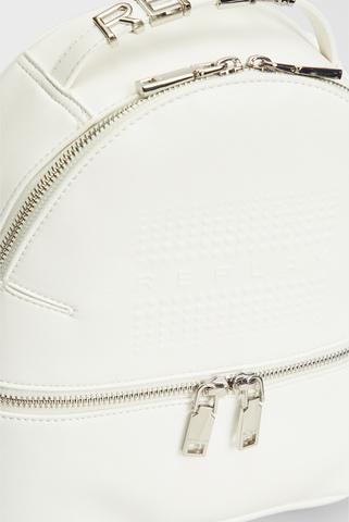 Женский белый рюкзак Replay