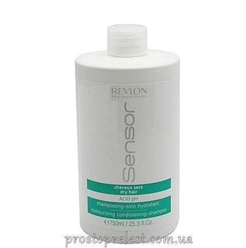 Revlon Professional Sensor Moisturizing Shampoo - Шампунь-кондиционер увлажняющий