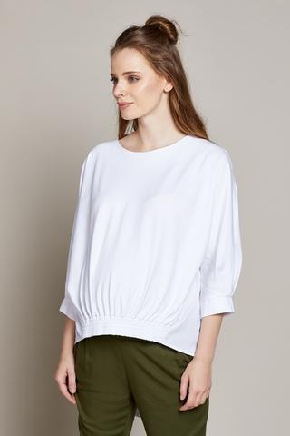 Блузка для беременных 10200 белый