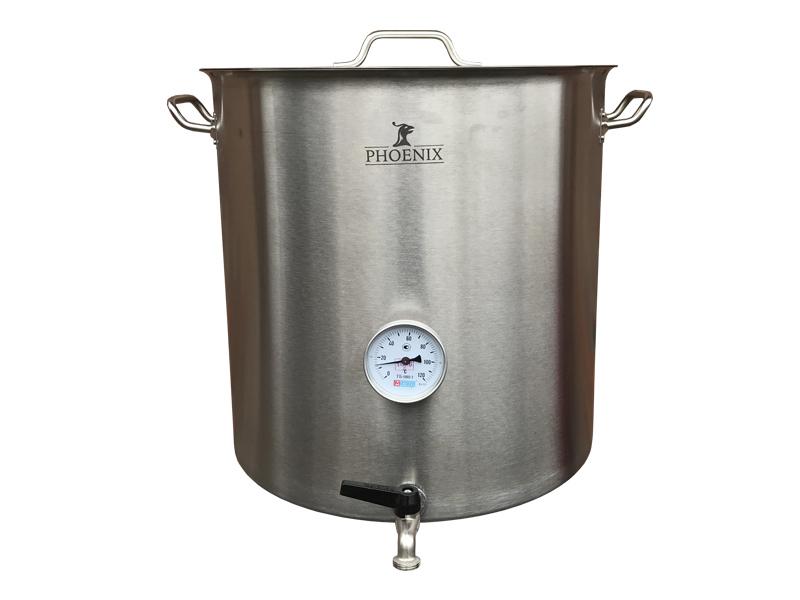 Уценка пива Сусловарочный котел 36,6 л с краном и термометром (уценка) 11141_G_1518640574430.jpg