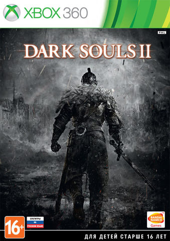 Dark Souls 2 (Xbox 360, русские субтитры)