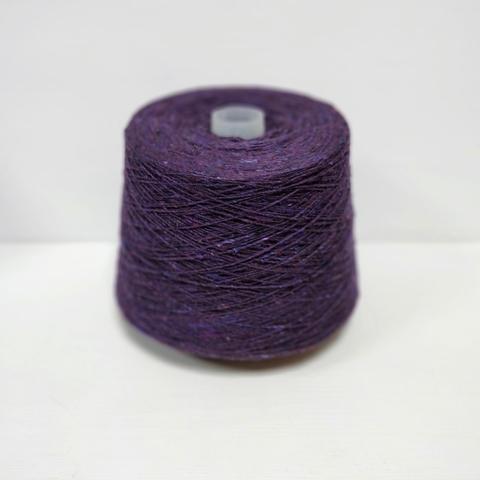 New Mill, Galles, Шерсть 80%, Полиамид 20%, Темно-фиолетовый твид, 1/4.5, 450 м в 100 г
