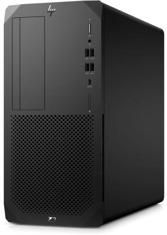 ПК HP Z2 G5 SFF i7 10700 (2.9)/8Gb/SSD512Gb/UHDG 630/DVDRW/CR/Windows 10 Professional 64/GbitEth/450W/клавиатура/мышь/черный