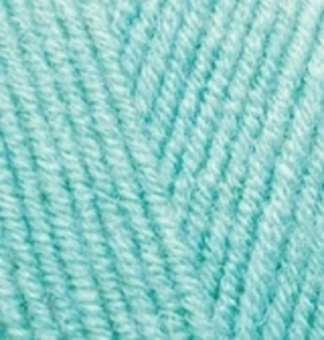 Пряжа Lanagold Alize 462 Морская зелень