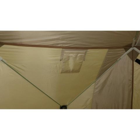Палатка для зимней рыбалки Снегирь 4Т long компакт