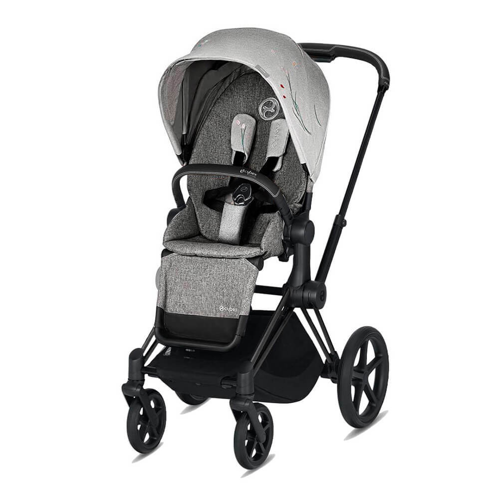 Цвета Cybex Priam прогулочная Прогулочная коляска Cybex Priam III FE Koi Crystallized шасси Matt Black cybex-priam-iii-fe-kio-crystallized-black-matt.jpg
