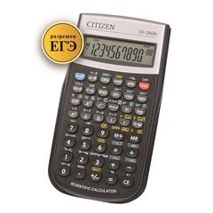 Калькулятор Citizen SR-260N 10+2-разрядный 165 функций