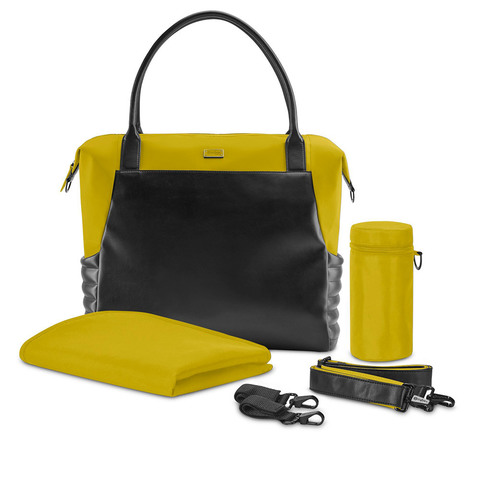 Сумка для коляски Cybex Priam Changing Bag Mustard Yellow