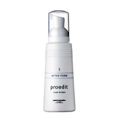 Сыворотка для волос PROEDIT CARE WORKS 1/AFTER PERM, 150 мл.
