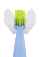 Зубная щетка Revyline SM6000, Ревилайн, soft, medium Ревелайн, голубой