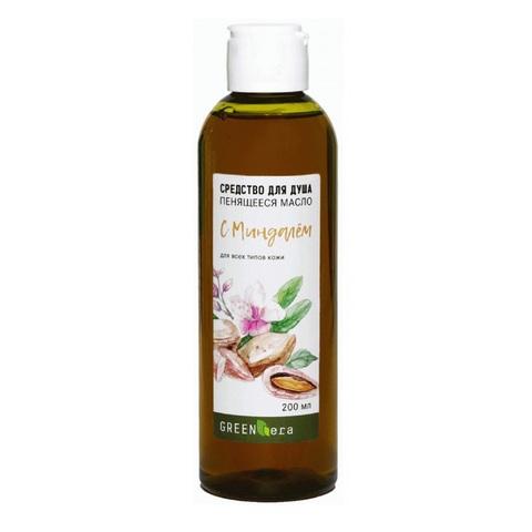Гидрофильное масло для душа Миндаль | Green Era