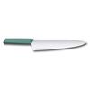 Нож Victorinox разделочный, лезвие 25 см, шалфейный, в картонном блистере