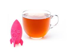 """7393 FISSMAN Ситечко для заваривания чая """"Ракета"""""""