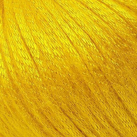Пряжа Gazzal Rock n Roll 13908 желтый