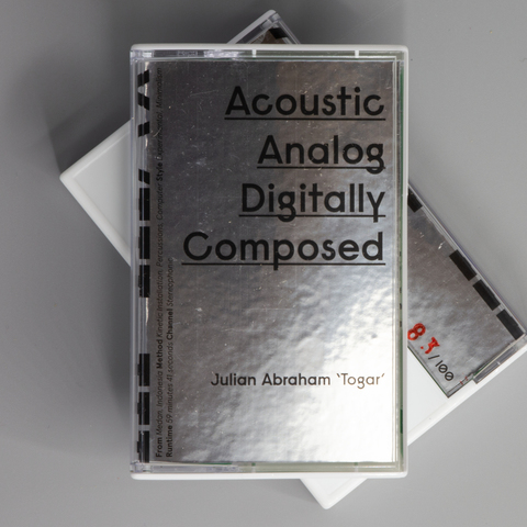 Acoustic Analog Digitally Composed