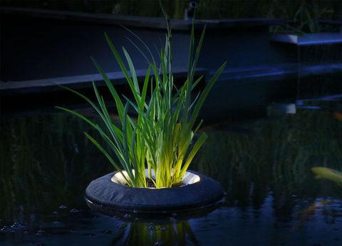 Декоративные плавающие светильники на солнечной батарее Floating Plant Light