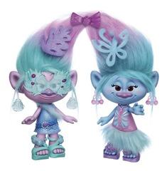 Trolls Тролли Модные близнецы