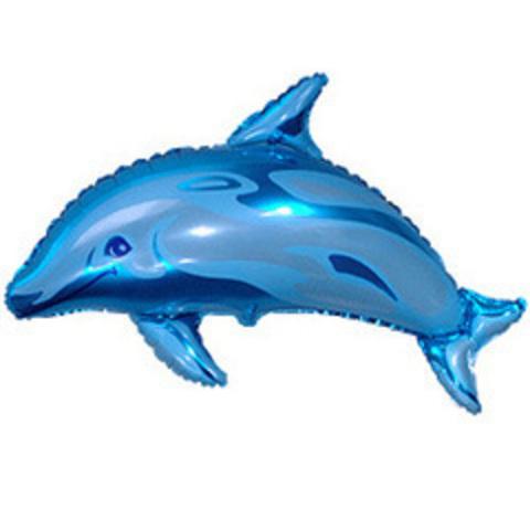 F Дельфинчик (синий), 38