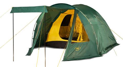 Палатка Canadian Camper RINO 5, цвет woodland, главное фото.