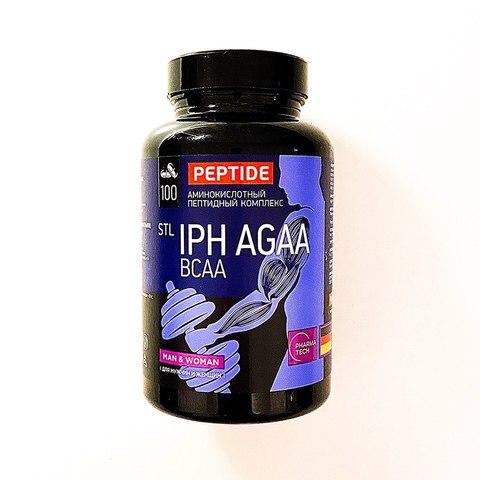 Аминокислотный пептидный комплекс IPH AGAA для мышц