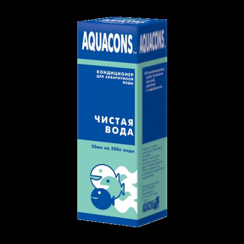 Зоомир Акваконс Чистая вода Кондиционер для воды