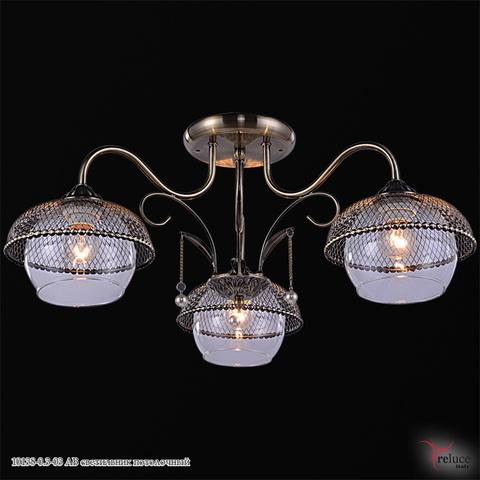 10138-0.3-03 AB светильник потолочный