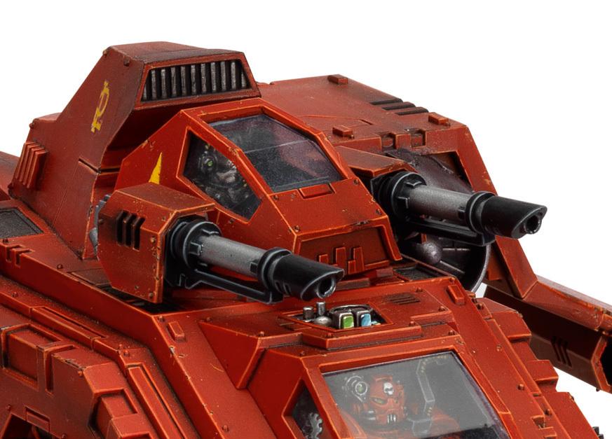 Space Marines Stormraven Gunship