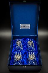 Подарочный набор стаканов для виски «Элитный», фото 4