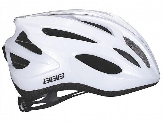 Летний шлем BBB 2015 helmet Condor white silver
