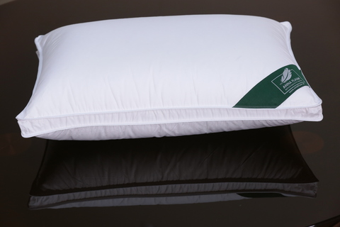 Подушка белый гусиный пух Flaum PERLE