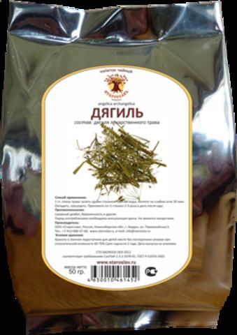Дягиль лекарственный (трава, 50гр.) (Старослав)