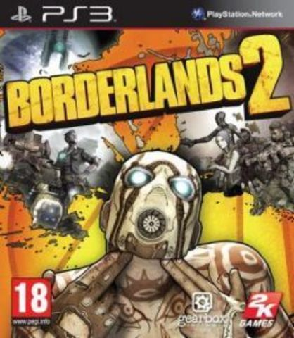 Borderlands 2 (PS3, русская документация)
