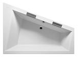 Ванна акриловая RIHO DOPPIO 180x130 L