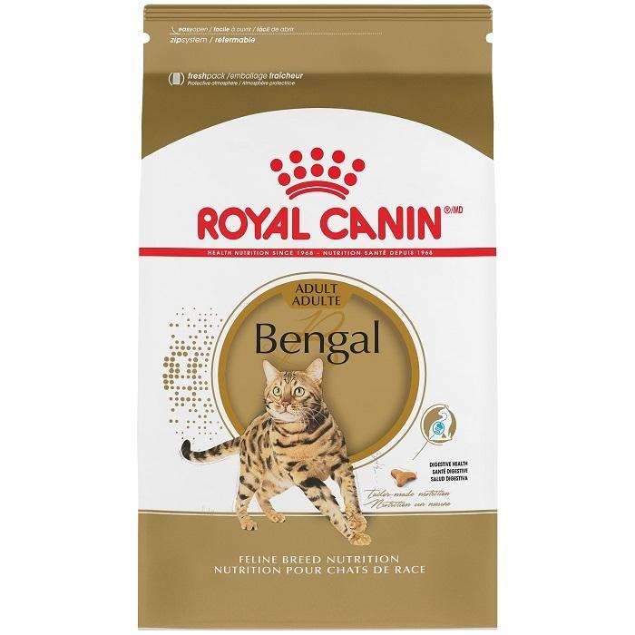 Royal Canin Корм для кошек бенгальской породы, Royal Canin Bengal, в возрасте от 1 года и старше 134004.jpg