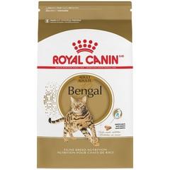 Корм для кошек бенгальской породы, Royal Canin Bengal, в возрасте от 1 года и старше