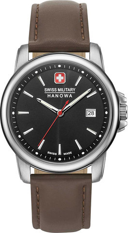 Часы мужские Swiss Military Hanowa 06-4230.7.04.007 Swiss Soldier-Recruit